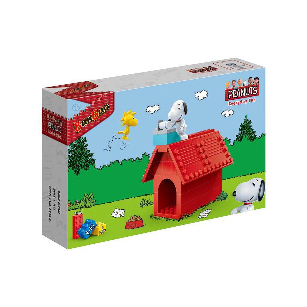 Casinha do Snoopy 60 peças