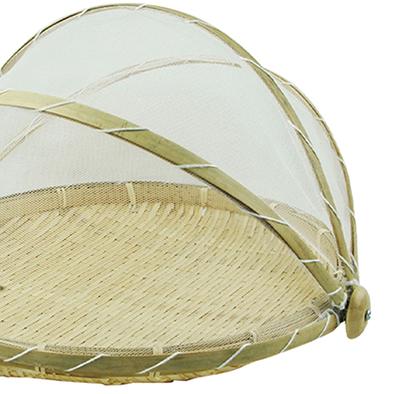 Cesta de Pão Bambu c/ Protetor 30 cm Class Home