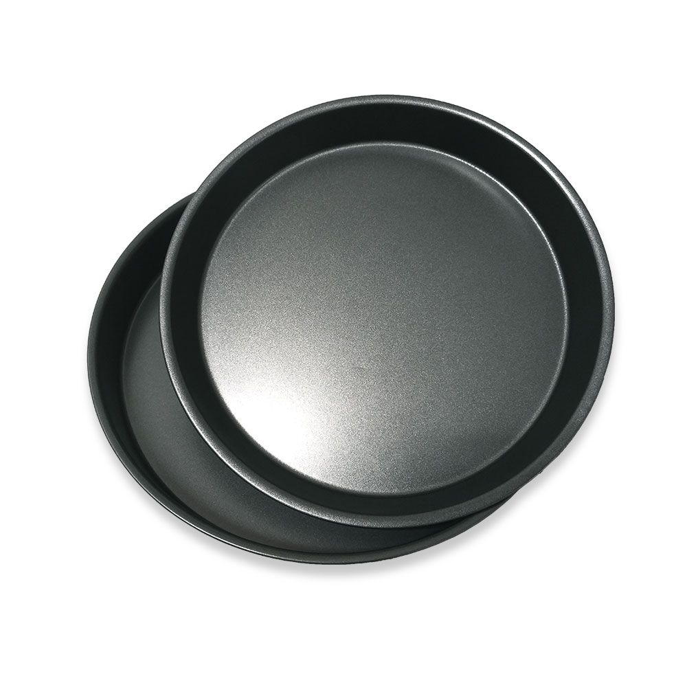 Conjunto de Assadeiras Redonda Aço Carbono 02 peças Class Home
