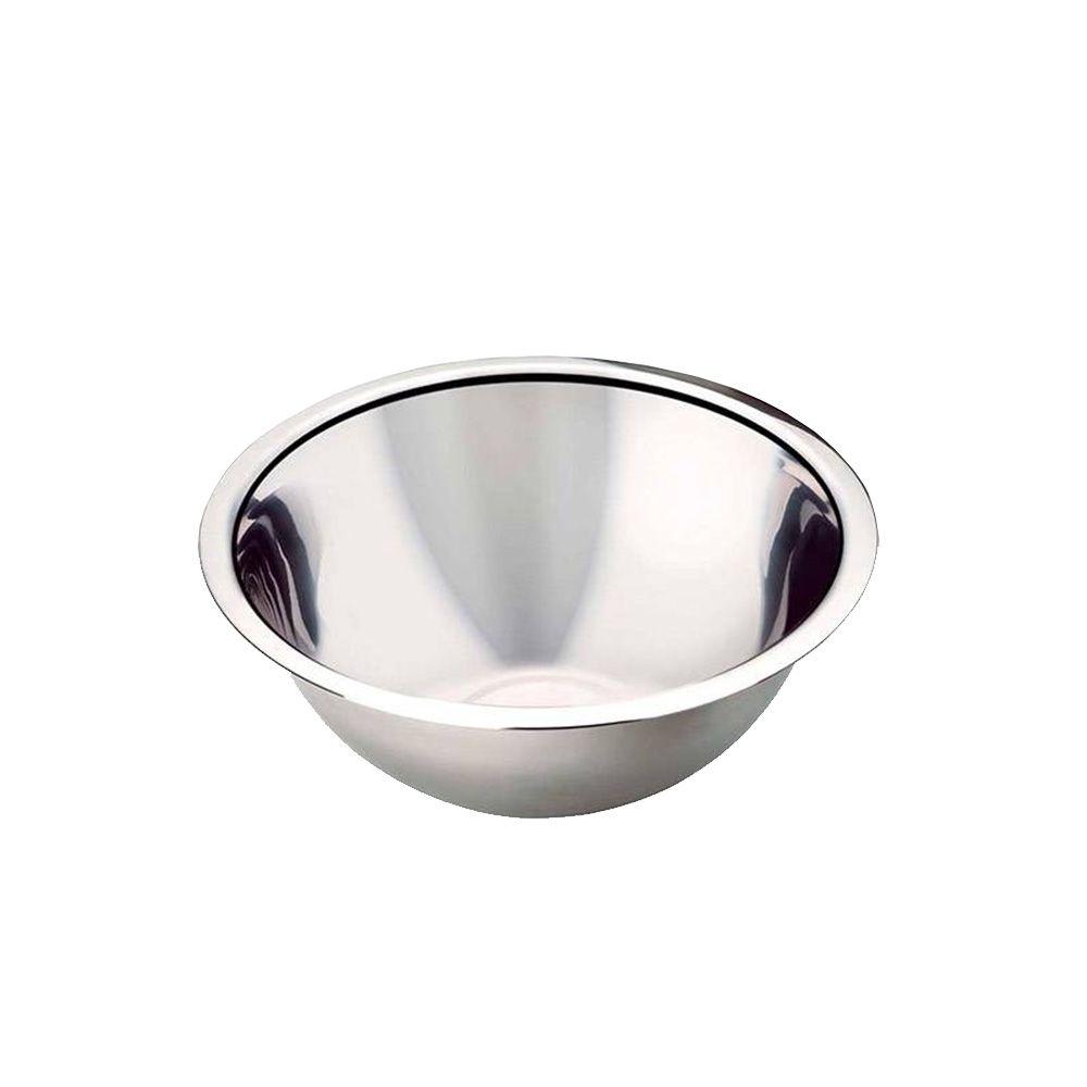Conjunto de Bowls em Inox 5 peças Class Home