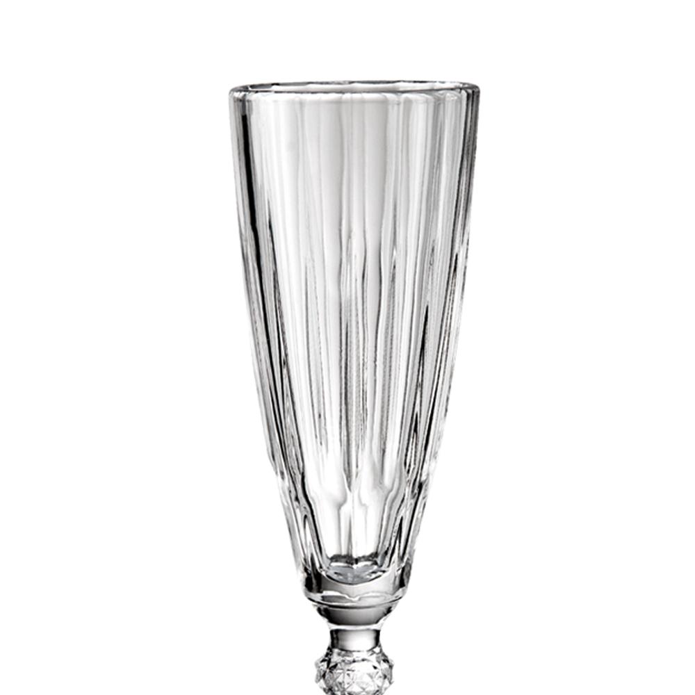 Conjunto de Taças Champagne Life 170ml 6pçs Class Home