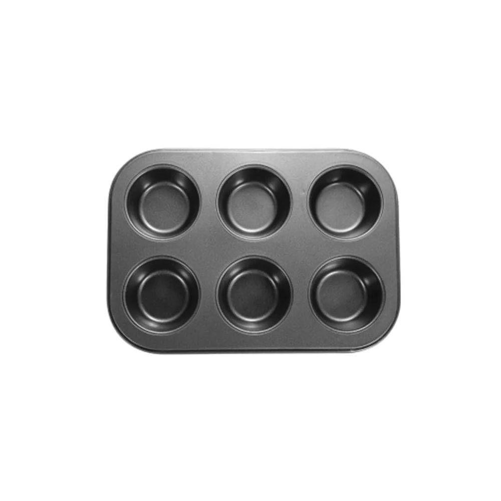 Forma de Cupcake em Aço Carbono 26x18 cm Class Home
