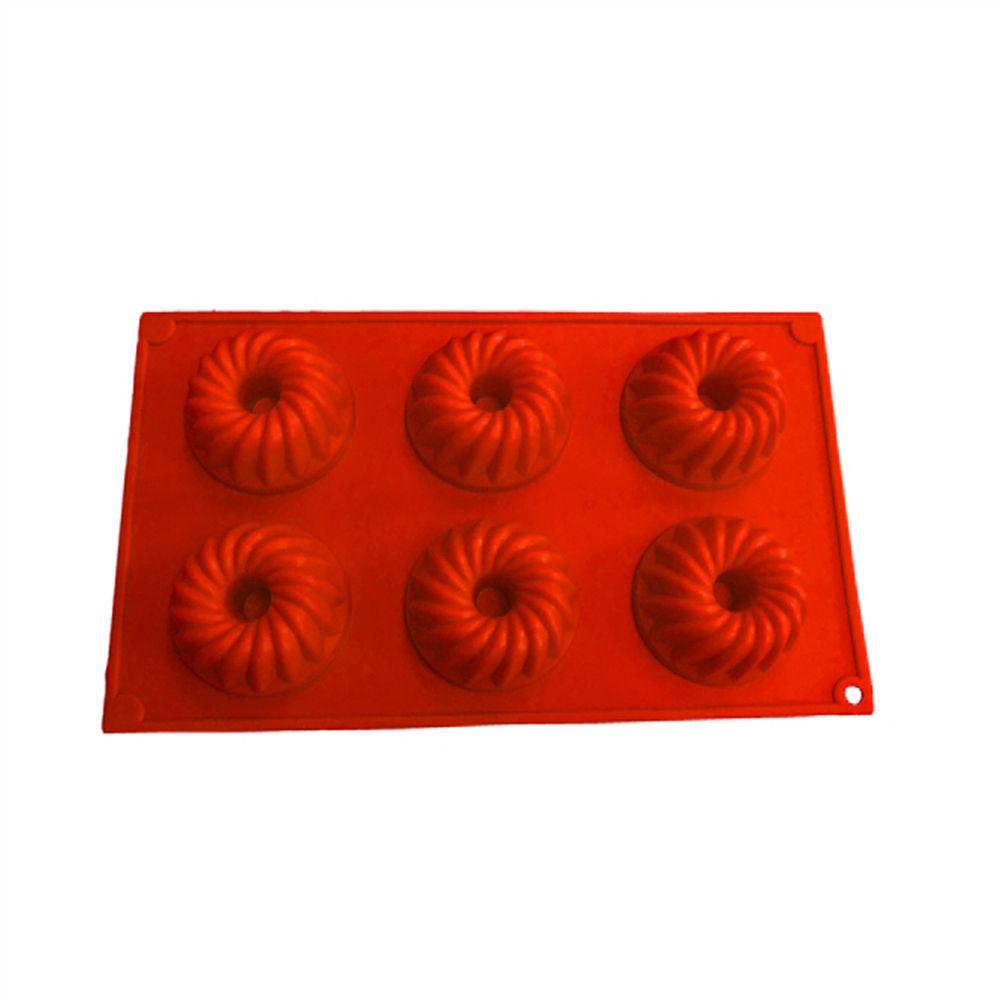 Forma de Silicone para Confeitaria Aspiral Class Home