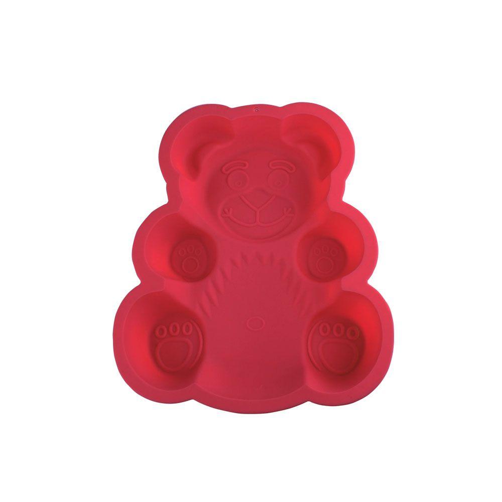Forma de Silicone Urso