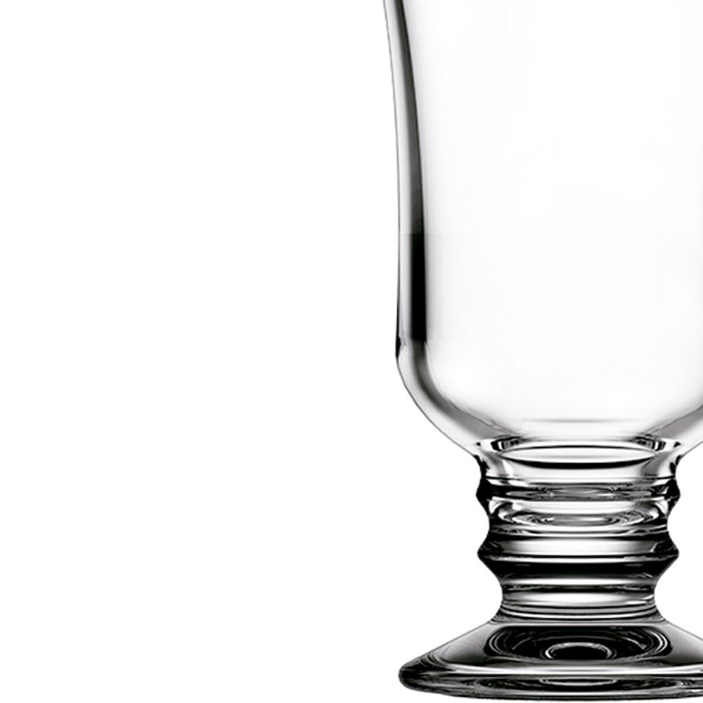 Jogo de Canecas Irish 6 peças 230 ml Vidro Class Home