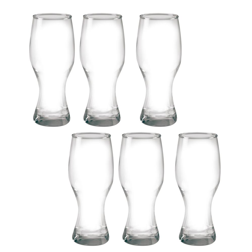 Jogo de Copos de Cerveja Munich 437 ml 6 Peças