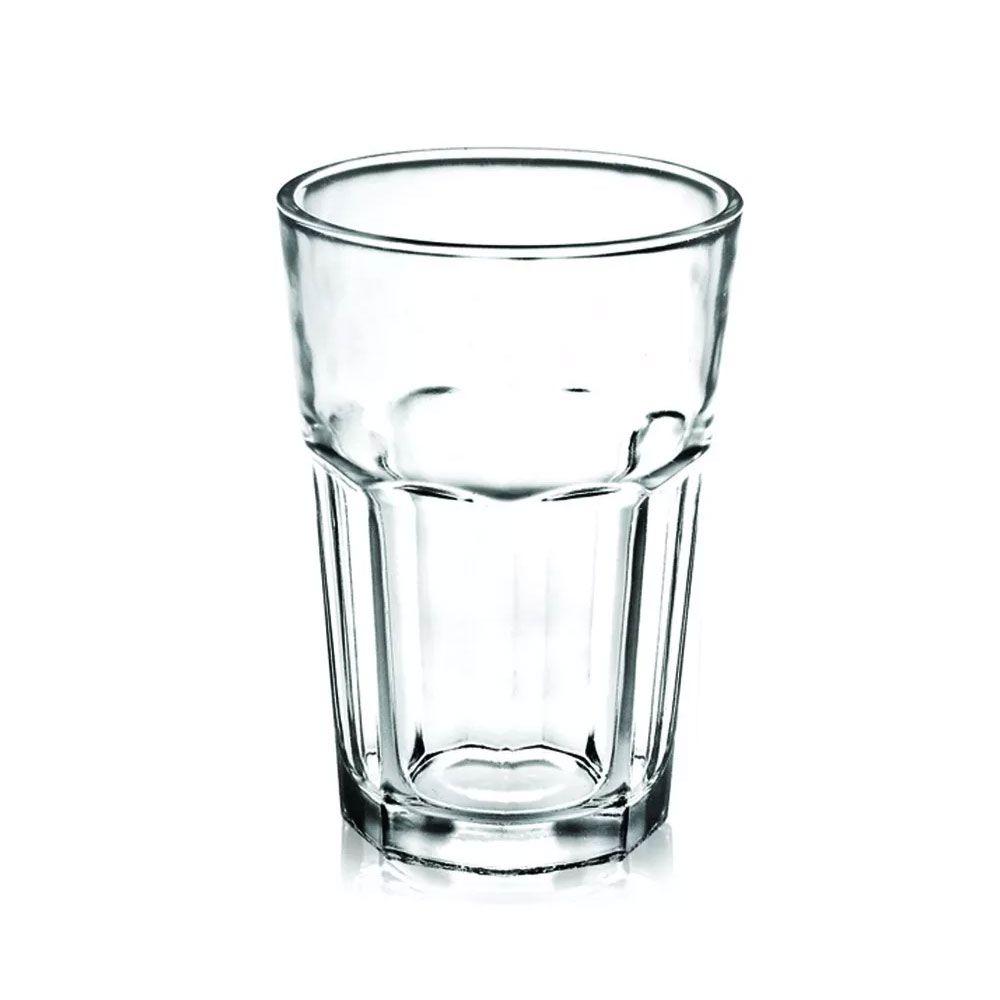 Jogo de Copos Linha Casual 420 ml Vidro Class Home