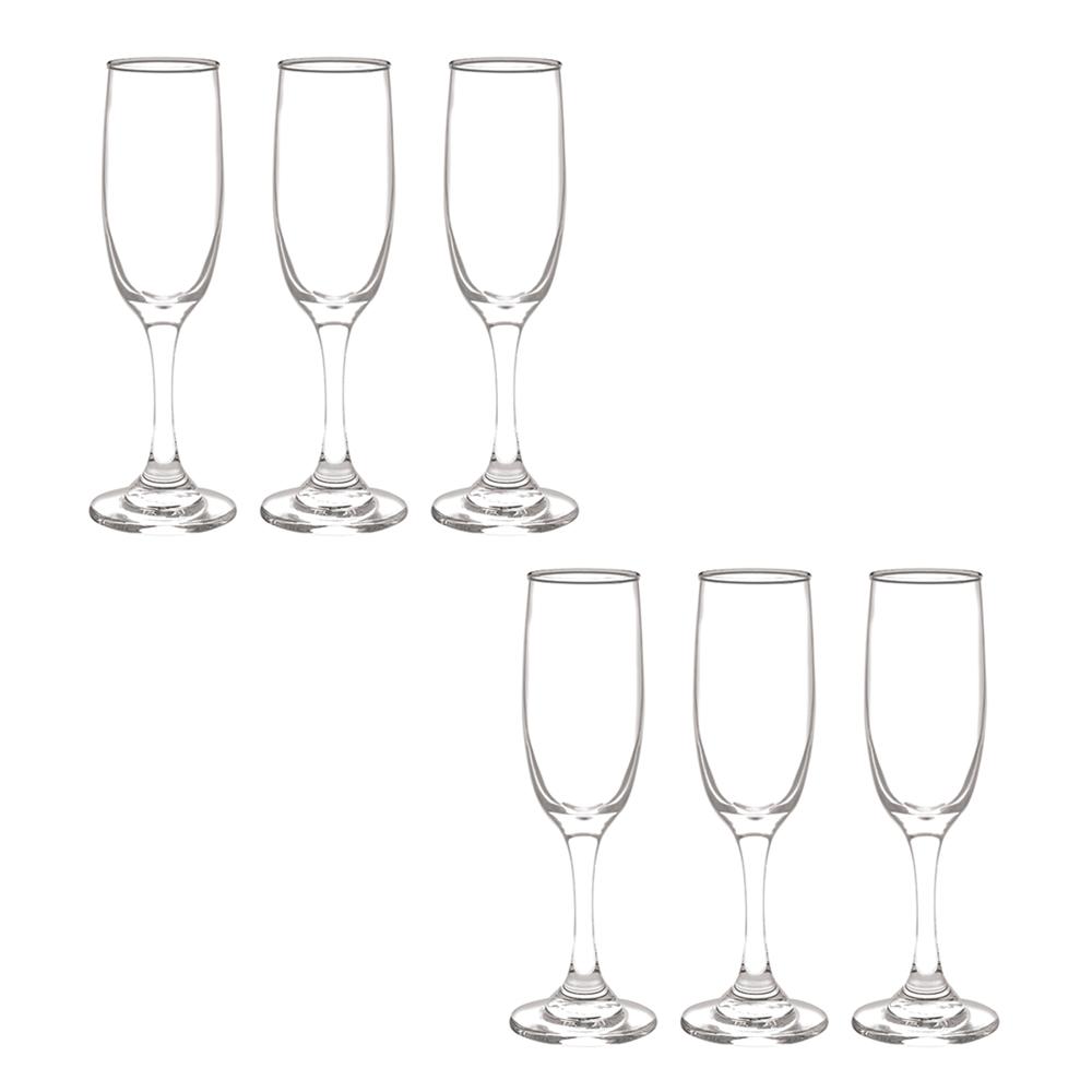 Jogo de Taça Champagne Premiere 183 ML 6 uni Class Home