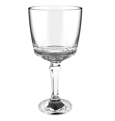 Jogo de Taças Água 260 ml Vidro Transparente Class Home