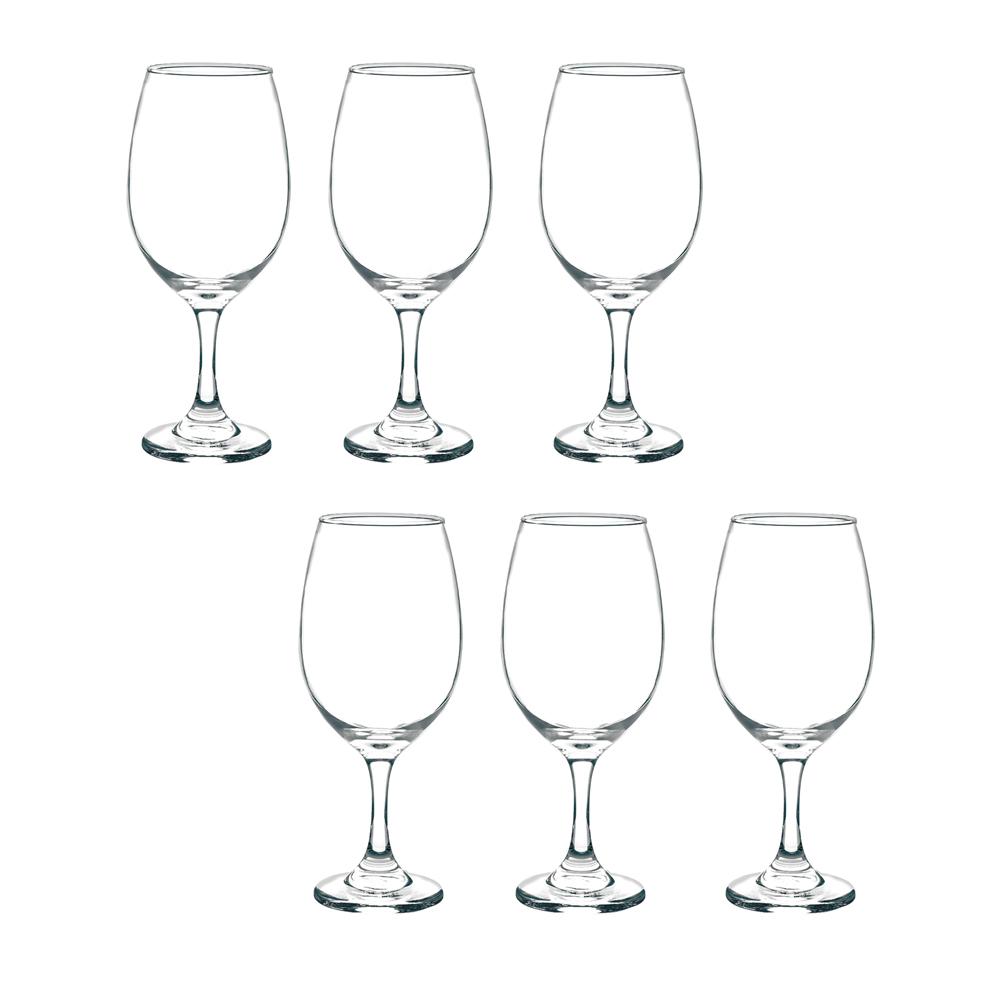 Jogo de Taças Grand Vinho Rioja 615ml 6 Peças