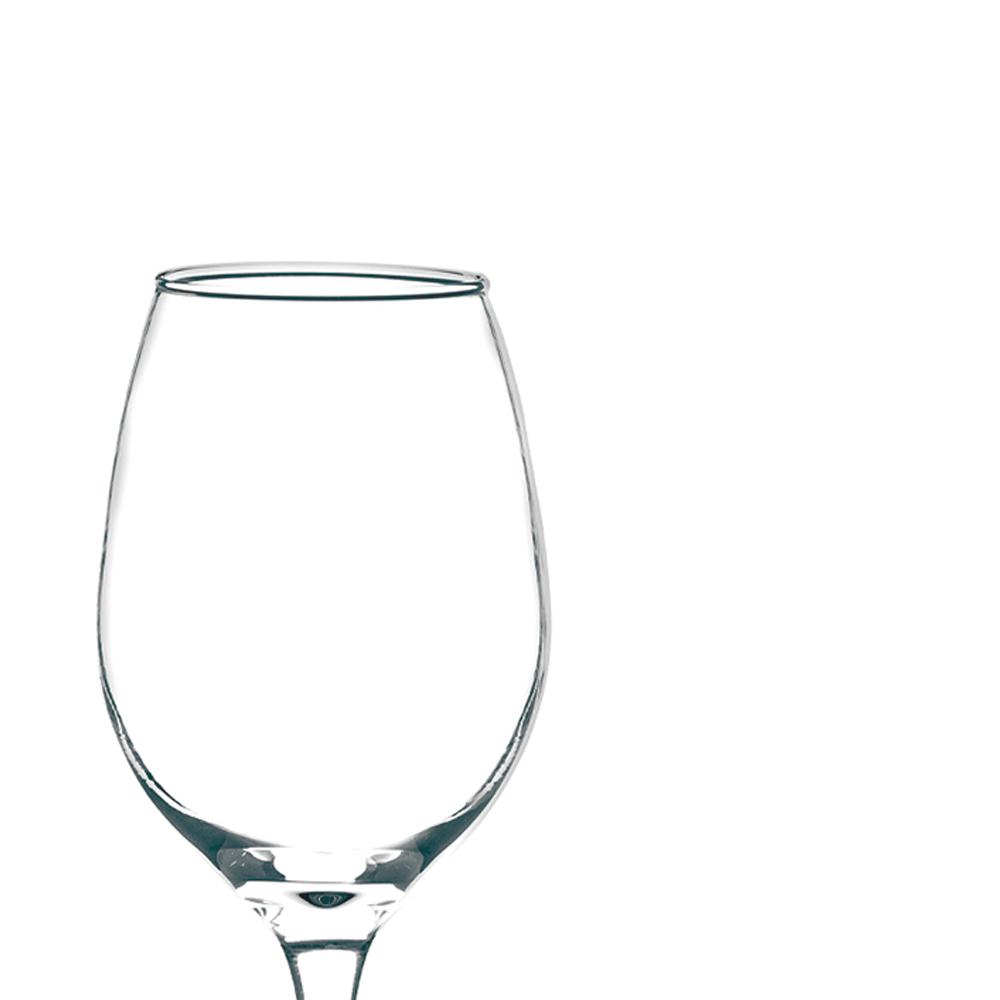 Jogo de Taças Vinho Rioja 318ml 6 Peças