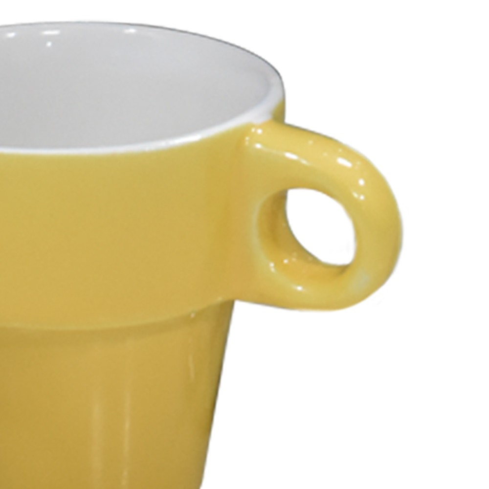 Jogo de Xícaras de Chá 200 ml 5 peças Class Home