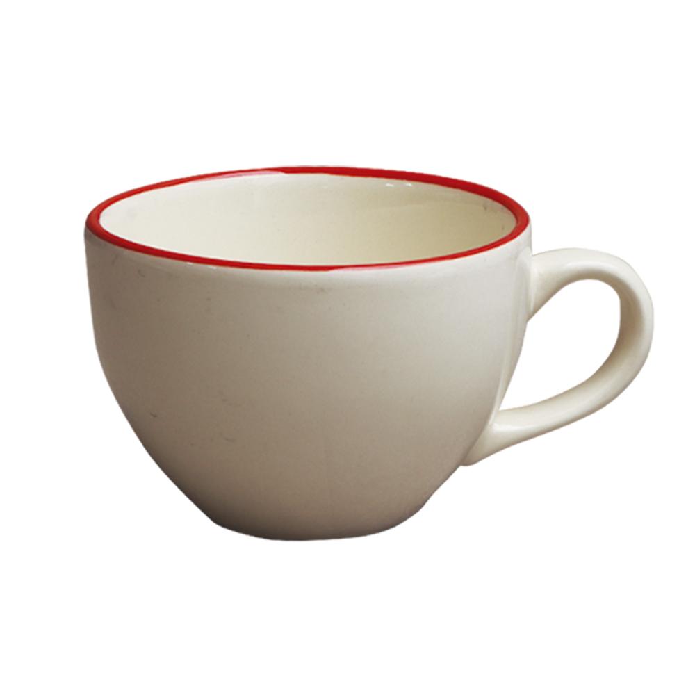 Jogo de Xícaras de Chá com Pires Soles 12 Peças