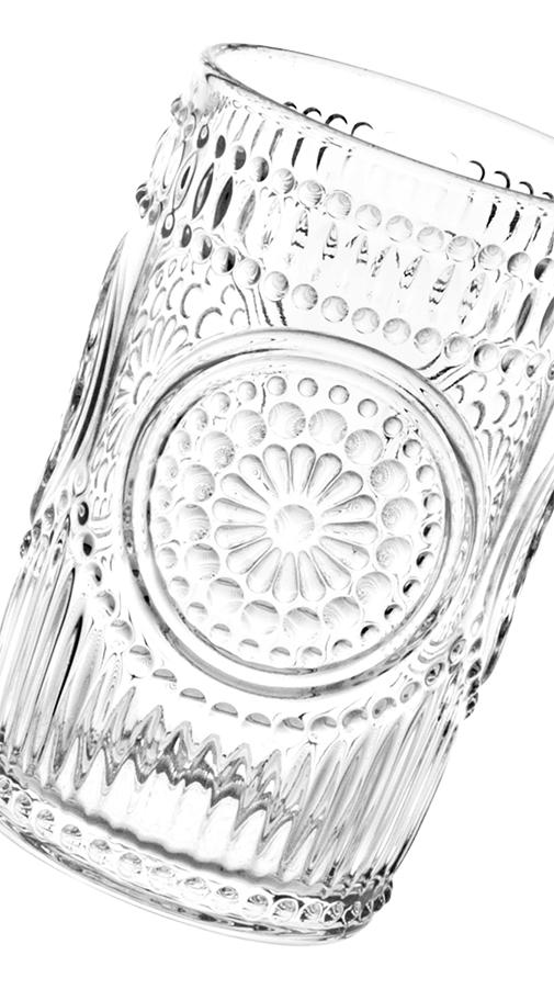 Kit de Banheiro 3 Peças Vidro Clear