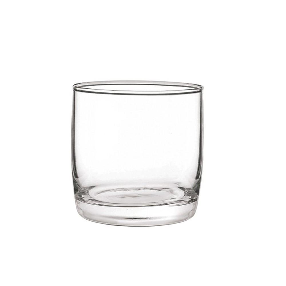 Kit para Whisky Com copo Rocks e Balde de Gelo - Cristar | Class Home