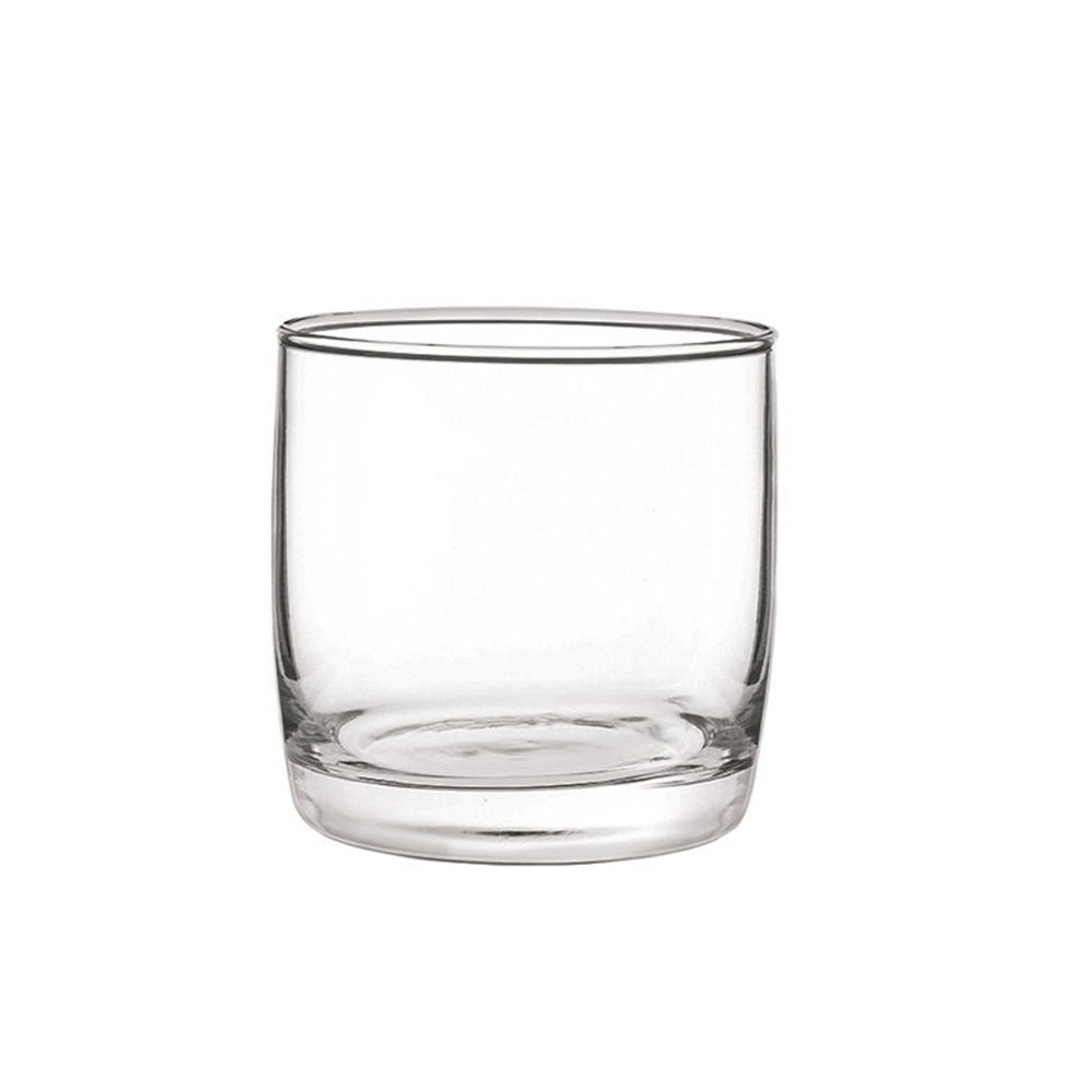 Kit para Whisky Com copo Rocks e Balde de Gelo - Cristar   Class Home