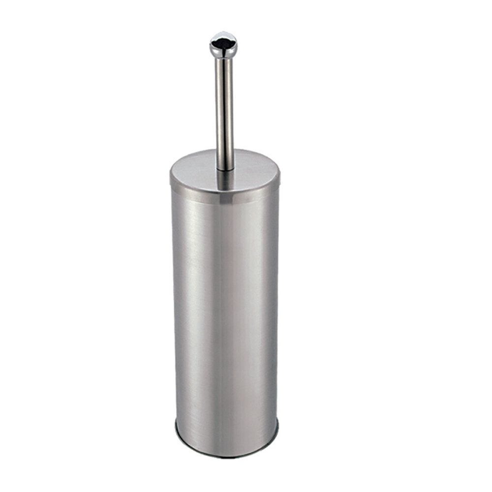 Porta Escova Sanitária em Inox Casamiga