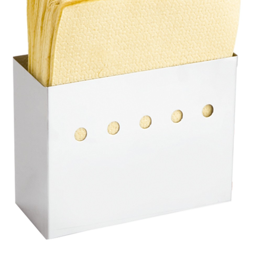Porta Guardanapo Luxo em Inox Class Home