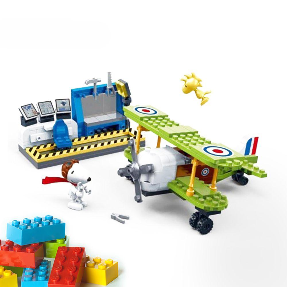 Snoop Peanuts Base da Força Aérea 215 peças