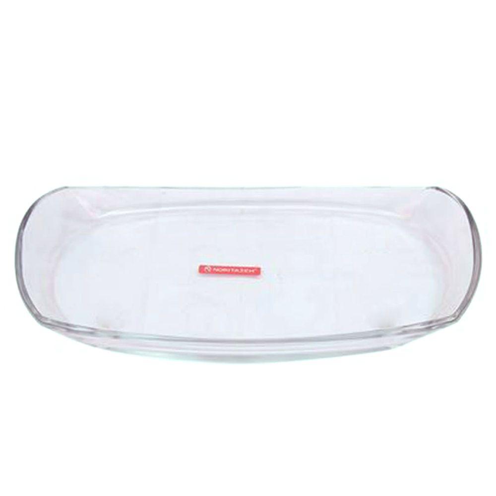 Travessa de vidro Mono 37x20 cm Class Home