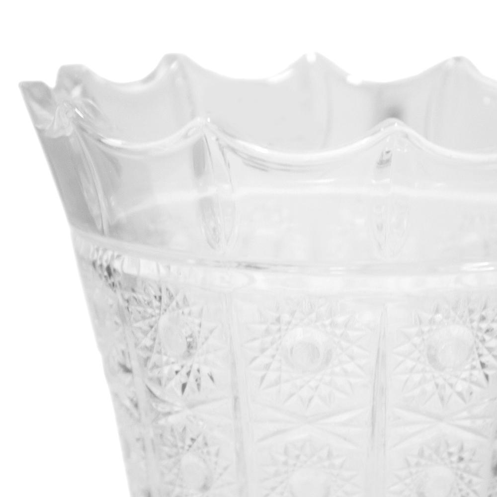 Vaso de Cristal com Pé Class Home
