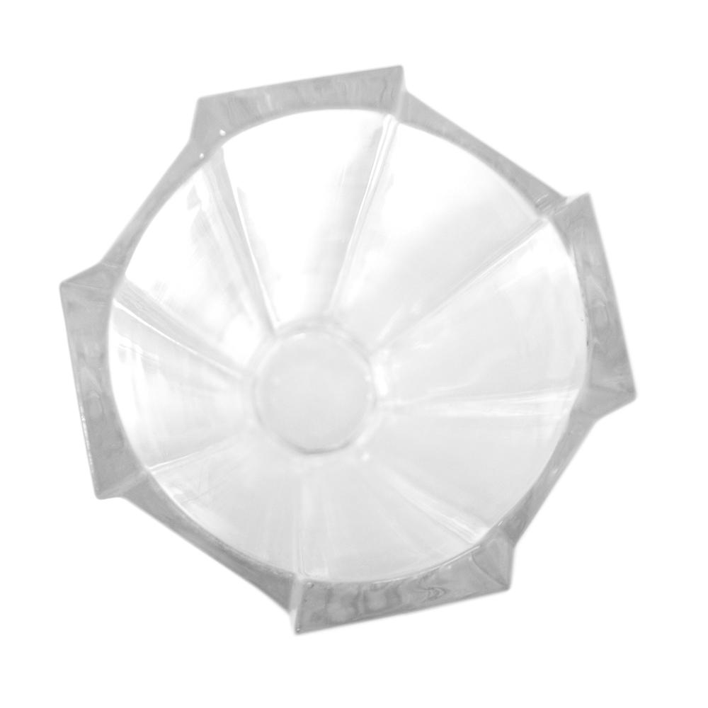 Vaso de Cristal Stage 30x14,5cm Class Home
