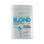 B.tox PLATINUM BLOND (Redutor de Volumes Plastica Capilar Antifrizz Efeito Matize) 1000 gr