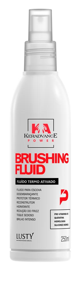 Brushing Fluid Keradvance (Fluído para Escova Profissional ) 250 ml