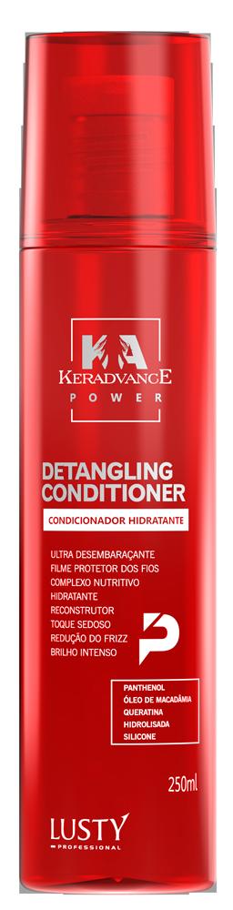 Detangling Conditioner KERADVANCE (Condicionador Hidratante  Profissional) - 250 ml