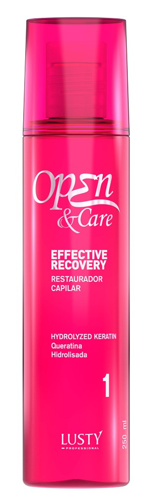 Effective Recovery (Restaurador Capilar Profissional) Nº 1 - 250 ml