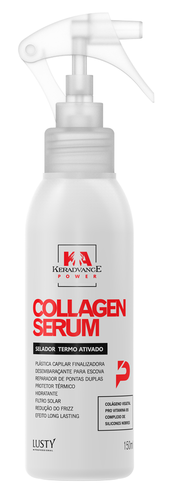 KA PW  Collagen Serum KERADVANCE Professional (Selador Termo Ativado) - 150 ml
