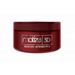 Máscara Matizadora 3D Profissional - Intense Red (300 GR)