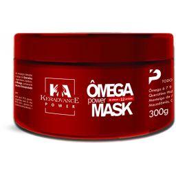 KA PW - Ômega Power Mask Profissional - Máscara Reconstrutora (300 GR)