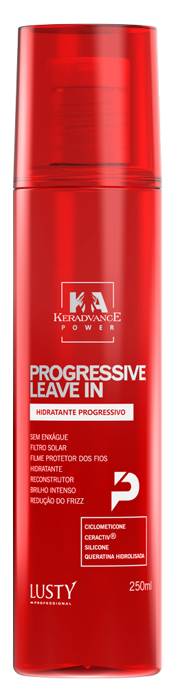 Progressive Leave In (Hidratante Progressivo Profissional) - 250 ml