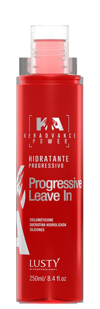 Progressive Leave In (Hidratante Progressivo Profissional) - 250 ml