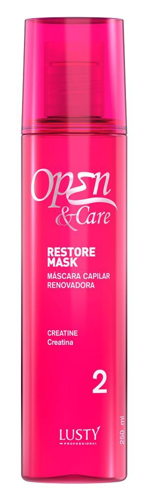 Restore Mask (Máscara Capilar Renovadora Profissional) Nº 2 - 250 ml