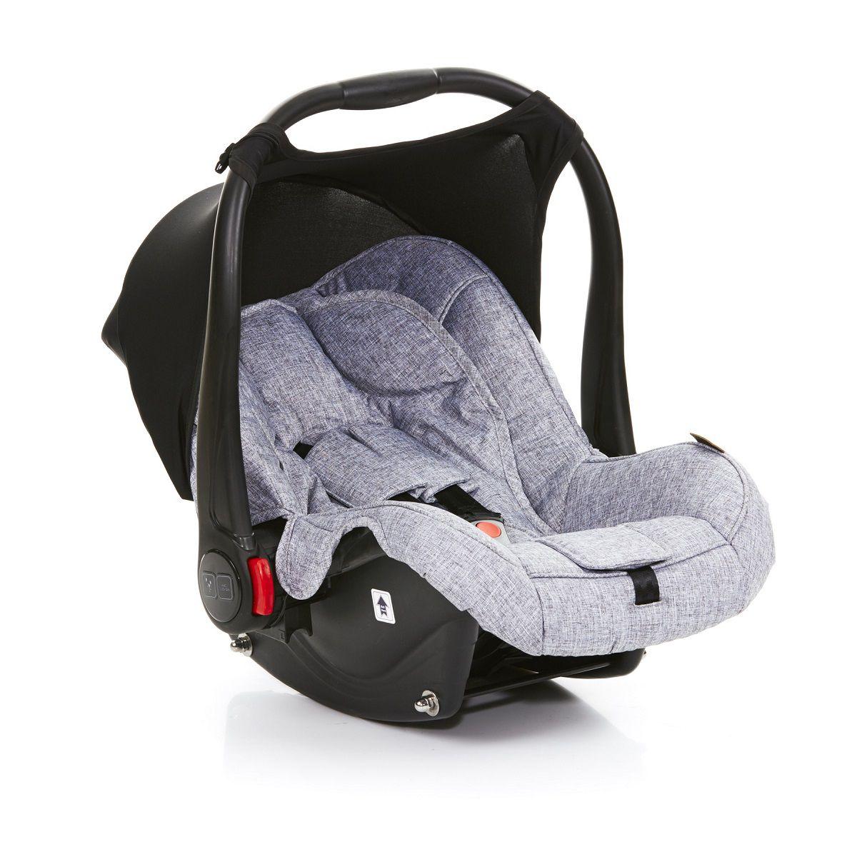 Bebê Conforto Risus ABC Design Graphite Grey