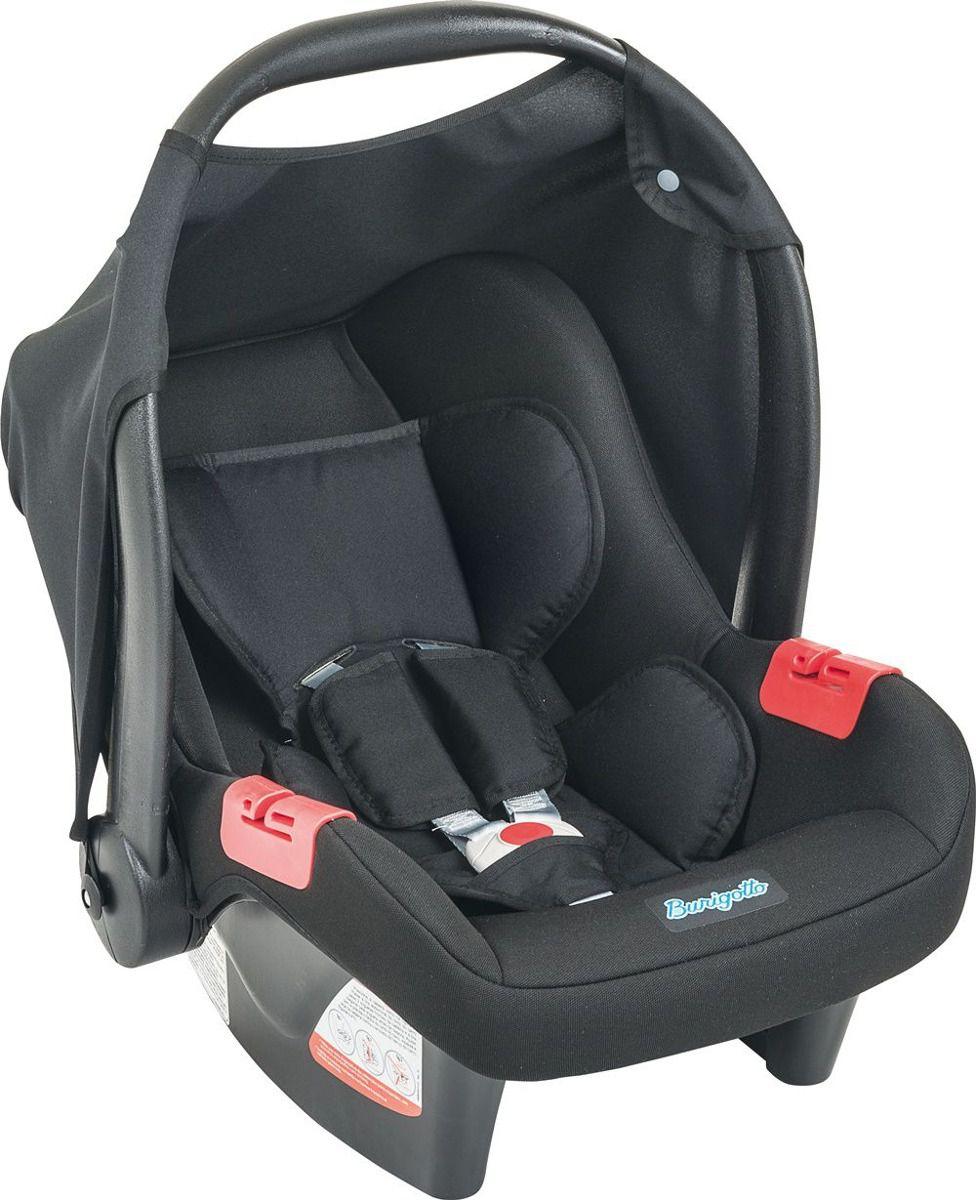 Bebê Conforto Touring Evolution SE Preto Burigotto