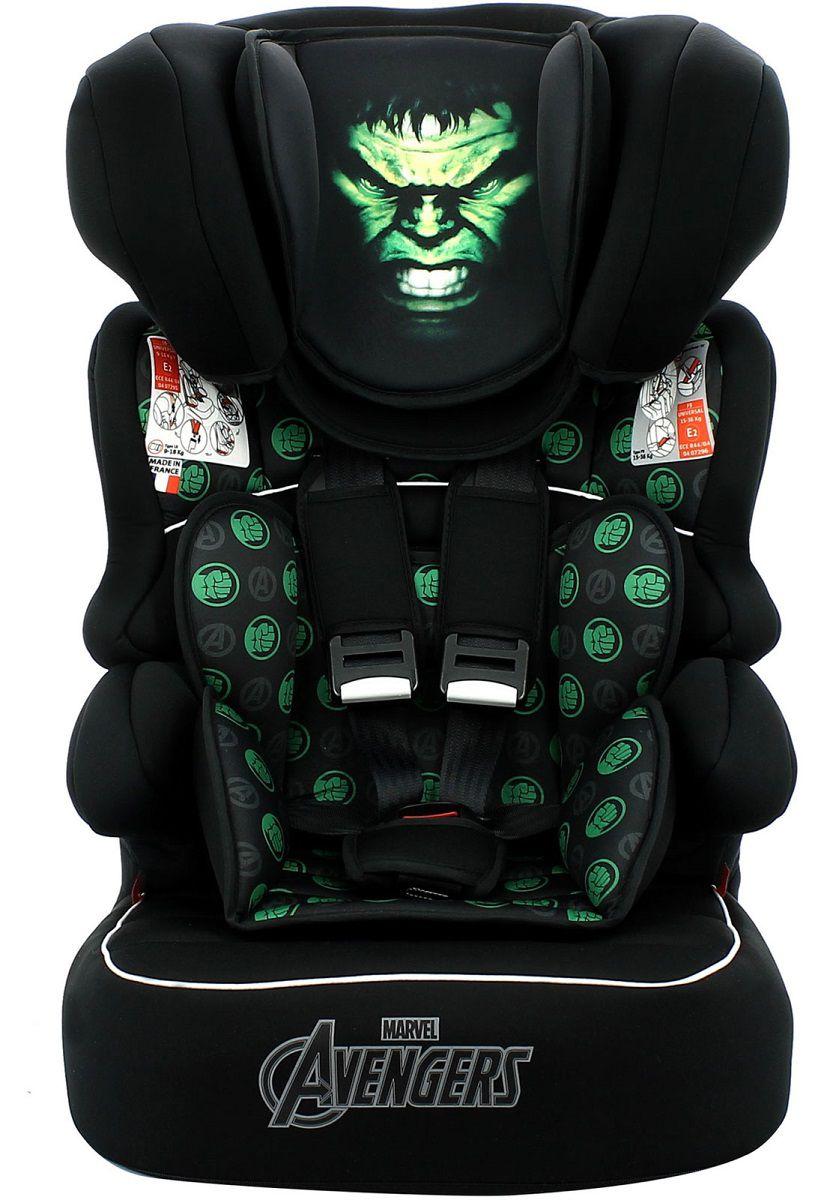 Cadeira Beline Luxe Hulk Marvel Nania