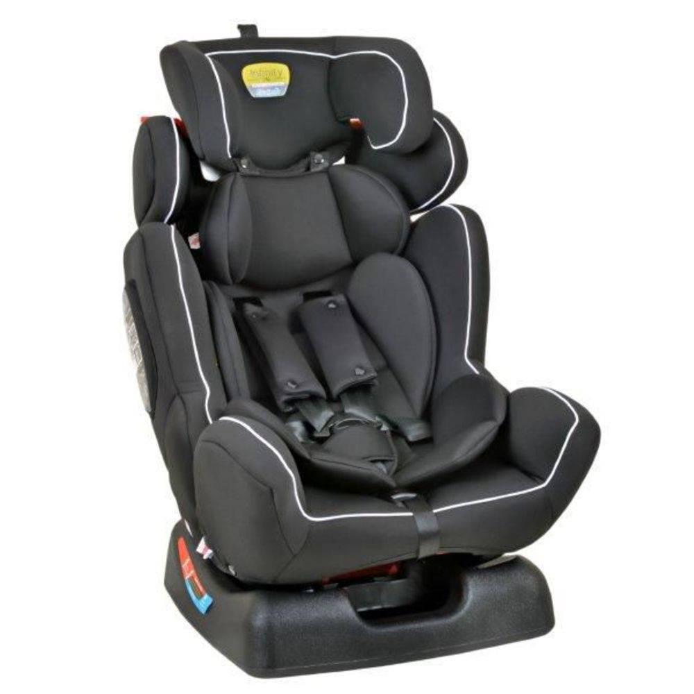 Cadeira Infinity a 36Kg Preto Burigotto