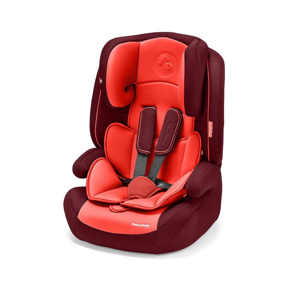 Cadeira para auto Iconic 9 a 36 kg Vermelha Fischer Price