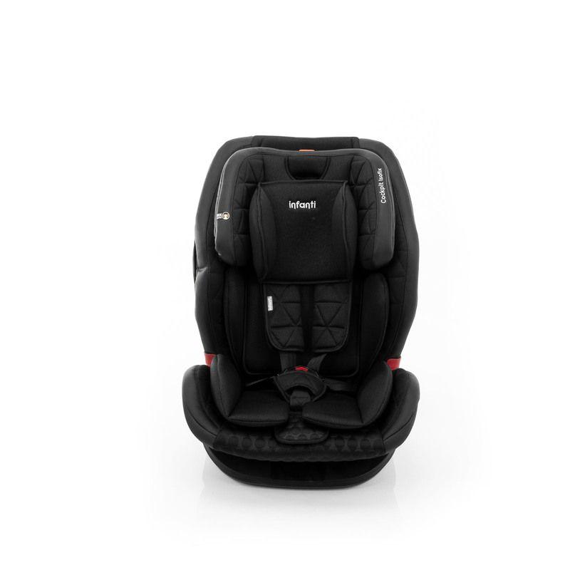 Cadeira para Carro Cockpit Infanti Carbon