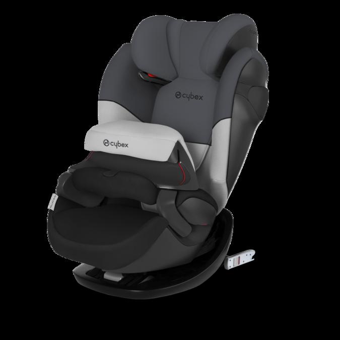 Cadeira Para Carro Pallas M-Fix Graphite Cybex
