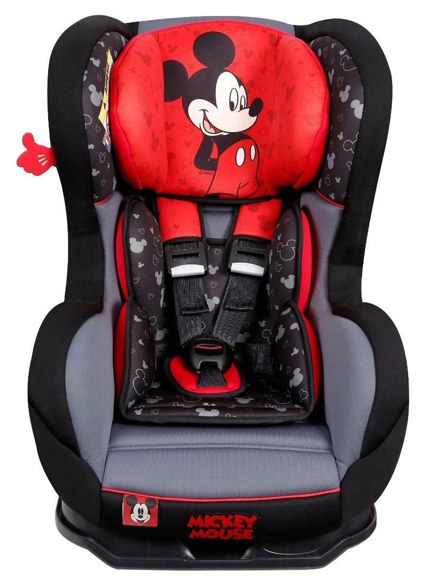 Cadeira Para Carro Primo Mickey Mouse Nania