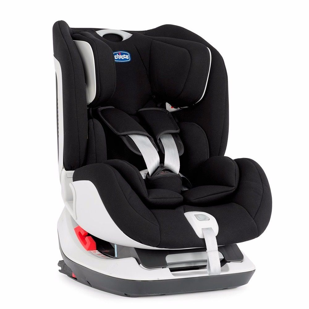 Cadeira para Carro Seat Up Chicco Black