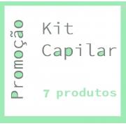 Kit Capilar com 7 produtos