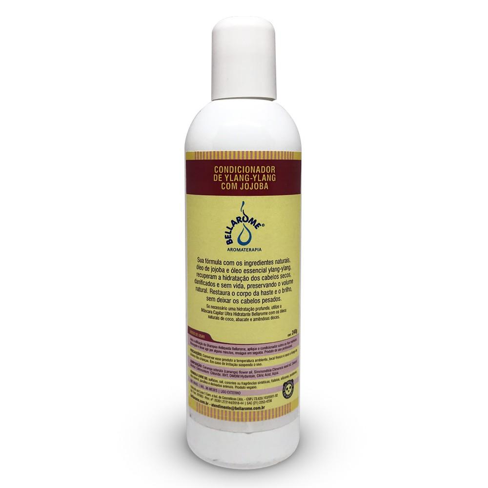 Condicionador Ylang-Ylang com Jojoba - 240ml  - Bellarome Aromaterapia