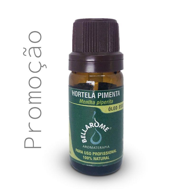 HORTELÃ-PIMENTA - 10ml  - Bellarome Aromaterapia