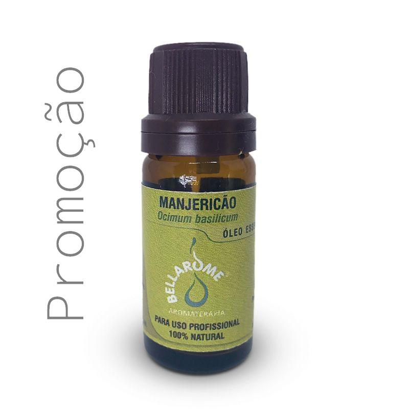 MANJERICÃO - 10ml  - Bellarome Aromaterapia