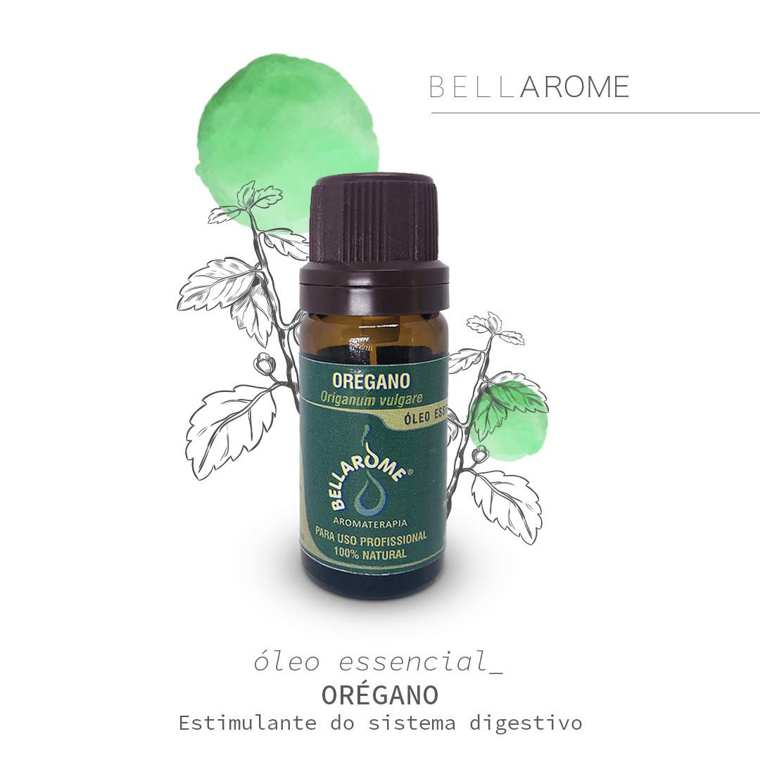 ORÉGANO - 5ml  - Bellarome Aromaterapia
